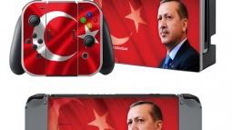 Recep Tayyip Erdoğan Temalı Nintendo Switch Kaplaması Satışta!