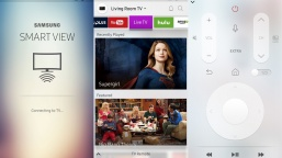 Samsung, Chromecast Benzeri İşlevlerini TV'lere Getiriyor!