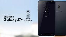 Samsung Galaxy J7 + Çift Kamera ile Geliyor!