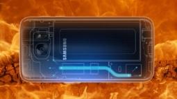 Samsung, Galaxy S8'de İkili Soğutma Kullanacak!