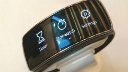 Samsung Gear Fit 2 Pro Ülkemizde Ön Siparişe Sunuldu!