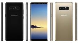 Samsung, Note 8'i Videoda Gösterdi!