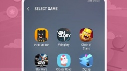 Samsung'un Canlı Yayın Uygulaması Play Store'da!