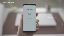 Samsung'un Secure Folder uygulaması yayınlandı!