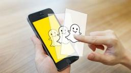 Snapchat Tasarım Değişikliğine Gitti!