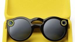 Snapchat Video Kayıt Yapan Gözlüğünü Resmen Tanıttı!