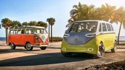 Volkswagen Nostaljik Elektrikli Minübüs Üretiyor!