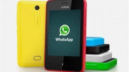 WhatsApp, Nokia'nın Eski Nesil Telefonlarından Desteği Kesmedi!