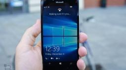 Windows 10 Mobile'a Parmak İzi Güncellemesi!