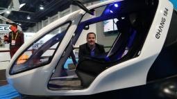 Yeni Drone İnsan Taşıyor!