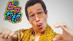 YouTube Fenomeni Pikotaro'dan Yepyeni Bir Şarkı!