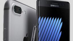 Zamdan Sonra Galaxy S8 ve iPhone 7 Fiyatları!